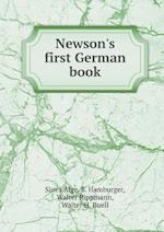 Newson's First German Book af Sines Alge