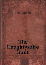 The Haughtyshire Hunt af Fox Russell
