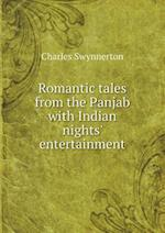 Romantic Tales from the Panjab with Indian Nights' Entertainment af Charles Swynnerton