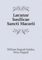 Lacunar Basilicae Sancti Macarii af William Duguid Geddes