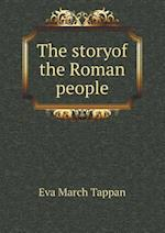 The Storyof the Roman People af Eva March Tappan