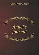 Amiel's Journal af Mrs Humphry Ward