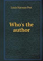 Who's the Author af Louis Harman Peet