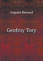 Geofroy Tory af Auguste Bernard