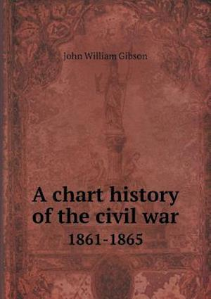 A Chart History of the Civil War 1861-1865 af John William Gibson