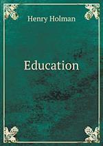 Education af Henry Holman