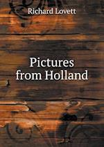 Pictures from Holland af Richard Lovett