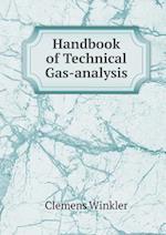 Handbook of Technical Gas-Analysis af Clemens Winkler