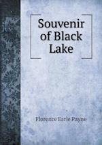 Souvenir of Black Lake af Florence Earle Payne