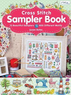 Cross Stitch Sampler Book af Susan Bates