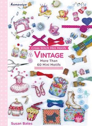 Cross Stitch Mini Motifs af Susan Bates