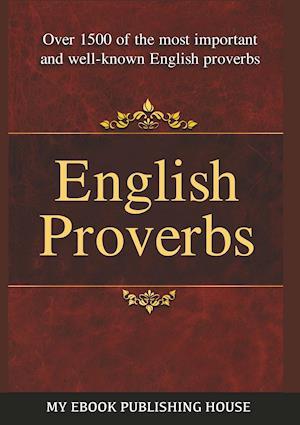 Bog, paperback English Proverbs af Publishing House My Ebook