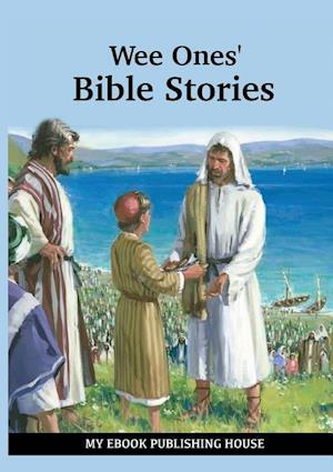 Bog, paperback Wee Ones' Bible Stories af Author Anonymous
