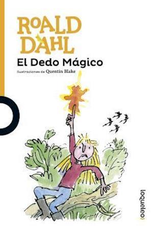 Bog, paperback El Dedo Magico af Roald Dahl