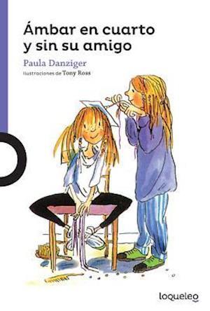 Bog, paperback Ambar En Cuarto y Sin Su Amigo af Paula Danziger