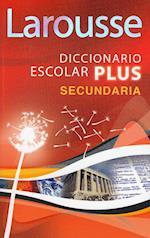 Larousse diccionario escolar plus secundaria / Larousse School Dictionary Plus Secondary af Larousse