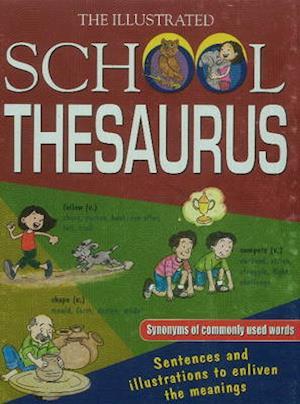 Illustrated School Thesaurus af Sterling Publishers