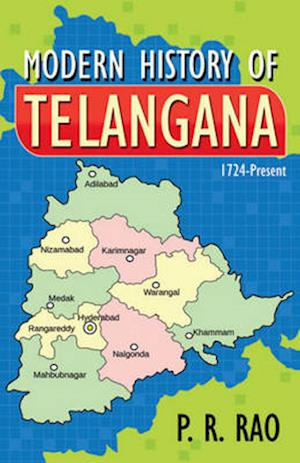 Bog, paperback Modern History of Telangana 1724-2015