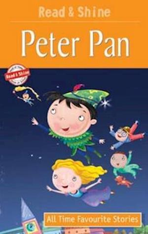 Bog, paperback Peter Pan af Pegasus