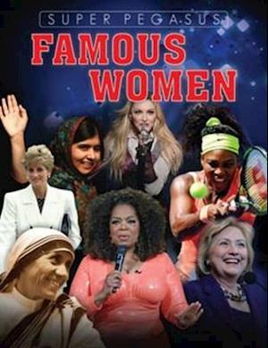 Bog, paperback Famous Women af Pegasus