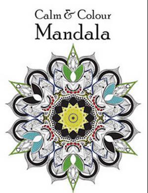 Bog, paperback Calm & Color Mandala af Pegasus