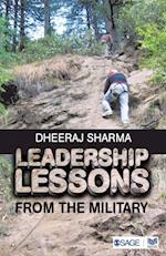 Leadership Lessons from the Military af Dheeraj Sharma