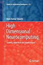 High Dimensional Neurocomputing (Studies in Computational Intelligence, nr. 571)