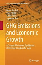 Ghg Emissions and Economic Growth (India Studies in Business and Economics)