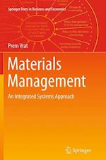 Materials Management (Springer Texts in Business and Economics)