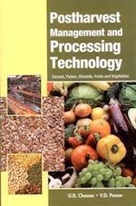 Postharvest Management and Processing Technology af U. D. Chavan