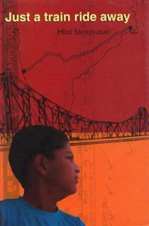 Bog, paperback Just a Train Ride Away af Mini Srinivasan