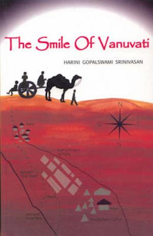 Bog, paperback The Smile of Vanuvati af Harini Srinivasan