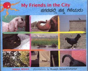 Bog, paperback My Friends in the City af Samina Mishra
