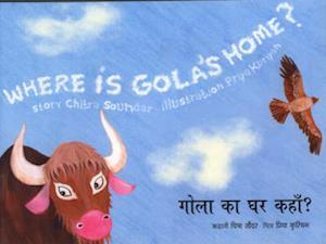 Bog, paperback Where is Gola's Home? af Chitra Soundar