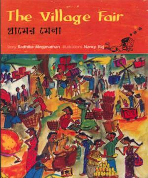 Bog, paperback The Village Fair af Radhika Meganathan