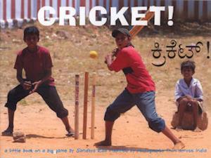 Bog, paperback Cricket af Sandhya Rao