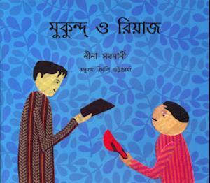 Bog, paperback Mukund and Riaz af Nina Sabnani