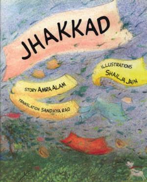 Bog, paperback Jhakkad af Amra Alam