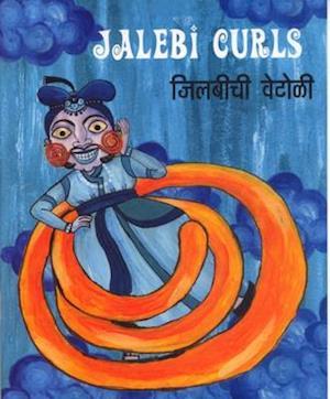 Bog, paperback Jalebi Curls af Niveditha Subramaniam