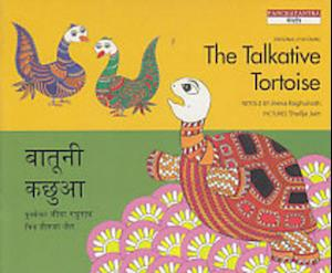 Bog, paperback Talkative Tortoise af Jeeva Raghunath