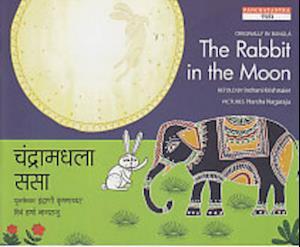 Bog, paperback The Rabbit in the Moon af Indrani Krishnaeir