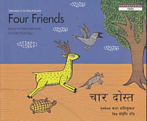 Bog, paperback Four Friends af Kala Shashikumar