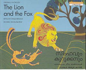 Bog, paperback The Lion and the Fox af Deepa Balsavar