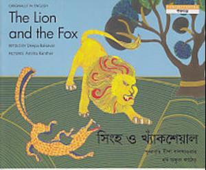Bog, paperback The Lion and the Fox af Deepa Balsavar