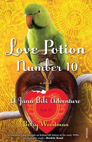 Love Potion Number 10 af Betsy Woodman