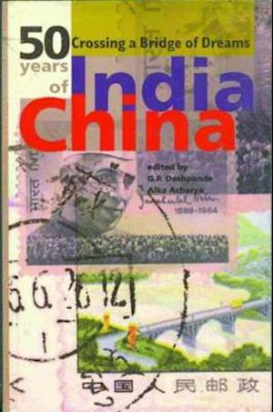 Bog, paperback Crossing a Bridge of Dreams af G.P. Deshpande