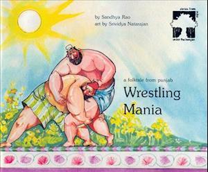Bog, paperback Wrestling Mania af Sandhya Rao