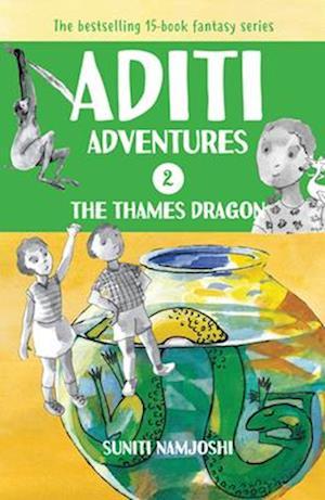 Bog, paperback Aditi and the Thames Dragon af Suniti Namjoshi