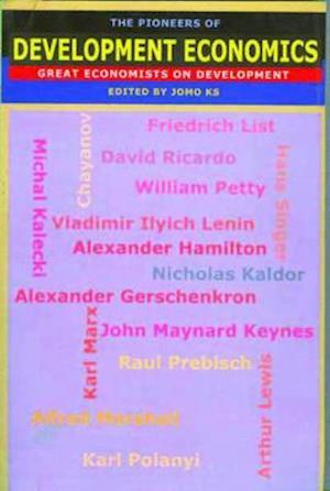 Bog, paperback The Pioneers of Development Economics af K. S. Jomo