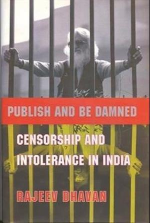 Bog, hardback Publish & be Damned af Rajeev Dhavan
